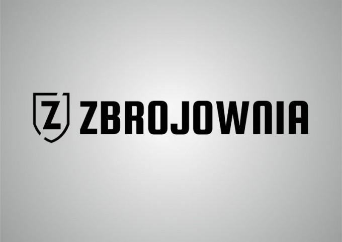 Zbrojownia – logotyp, identyfikacja