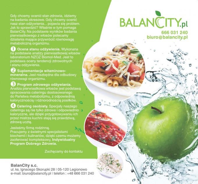 BalanCity – branding