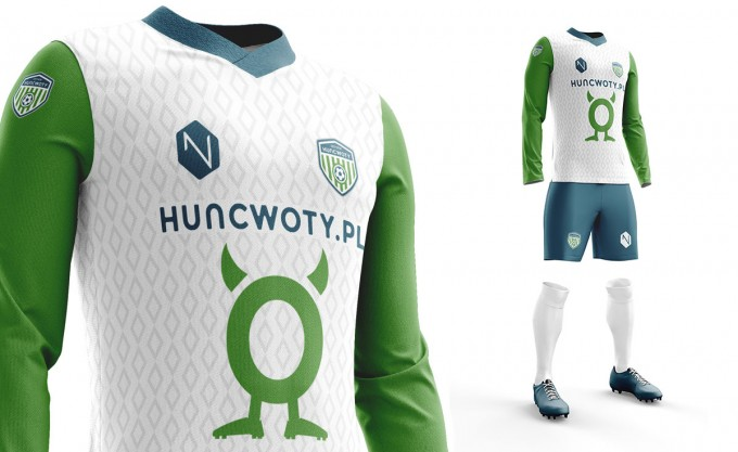Huncwoty Ursynów – branding