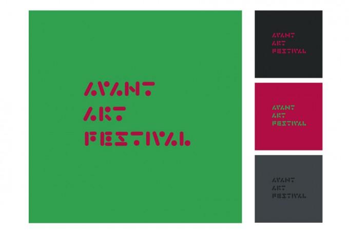Identyfikacja wizualna – Avant Art Festival