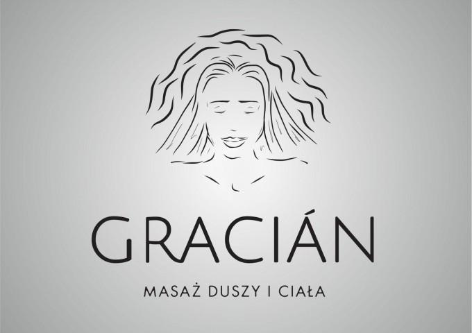 Gracian – logotyp i www