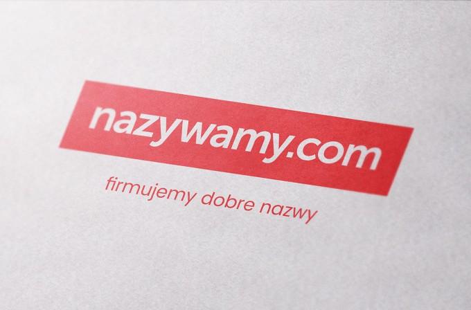 nazywamy.com – branding