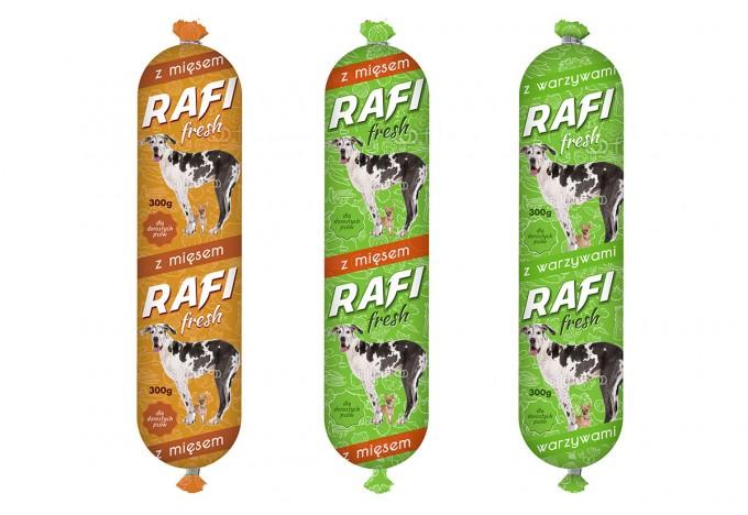 Rafi – opakowania