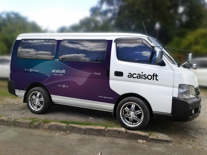 Rebranding Acaisoft