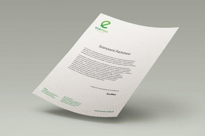 Rebranding EcoMax