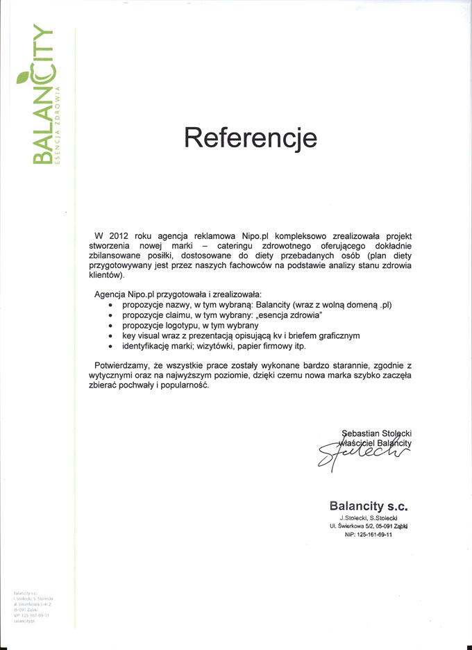 branding referencje