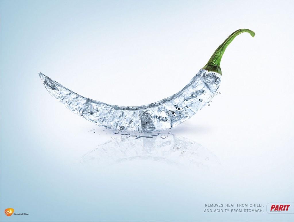 najlepsze ilustracje reklam prasowych