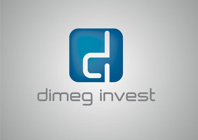 Dimeg Invest – logotyp