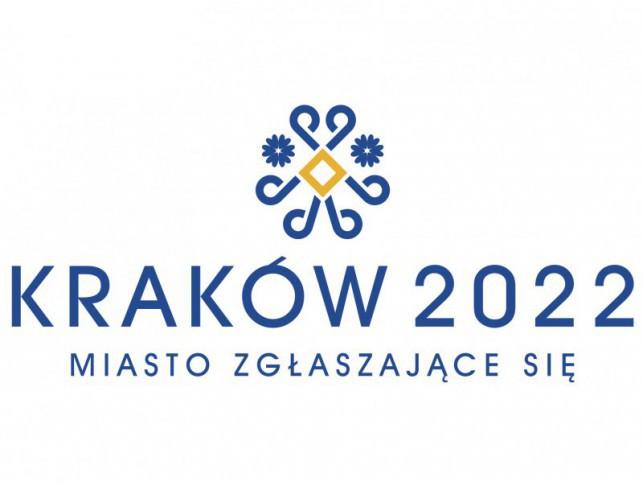 Kraków - kandydat na organizatora Olimpiady 2022 - logo oficjalne