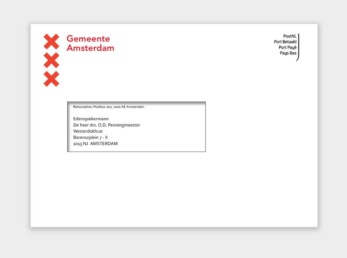 Amsterdam - nowe koperty