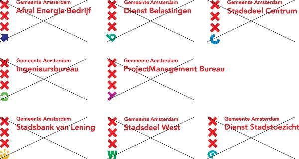 Amsterdam - stare logo