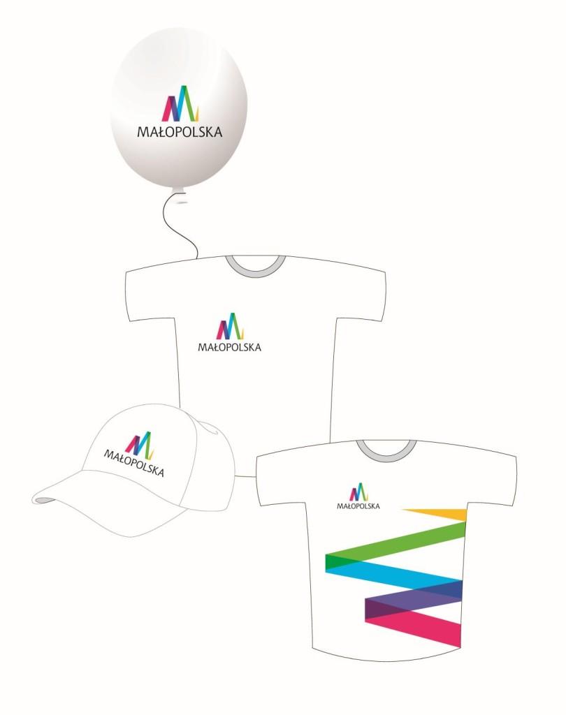 Małopolska - nowe logo 2