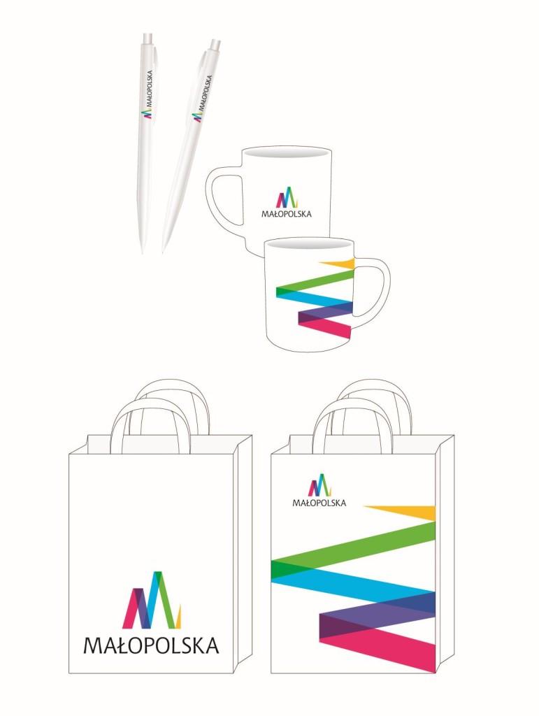 Małopolska - nowe logo 3