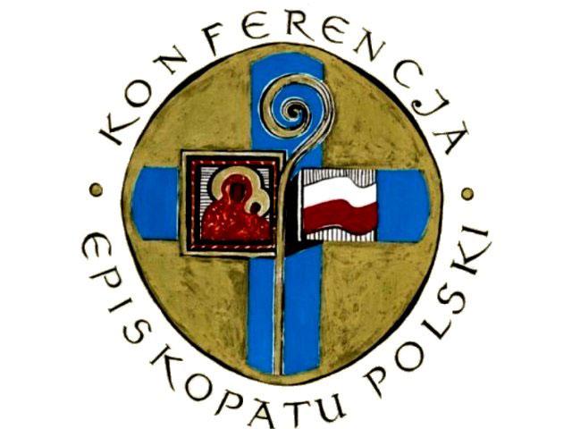 Stare logo Konferencji Episkopatu Polski