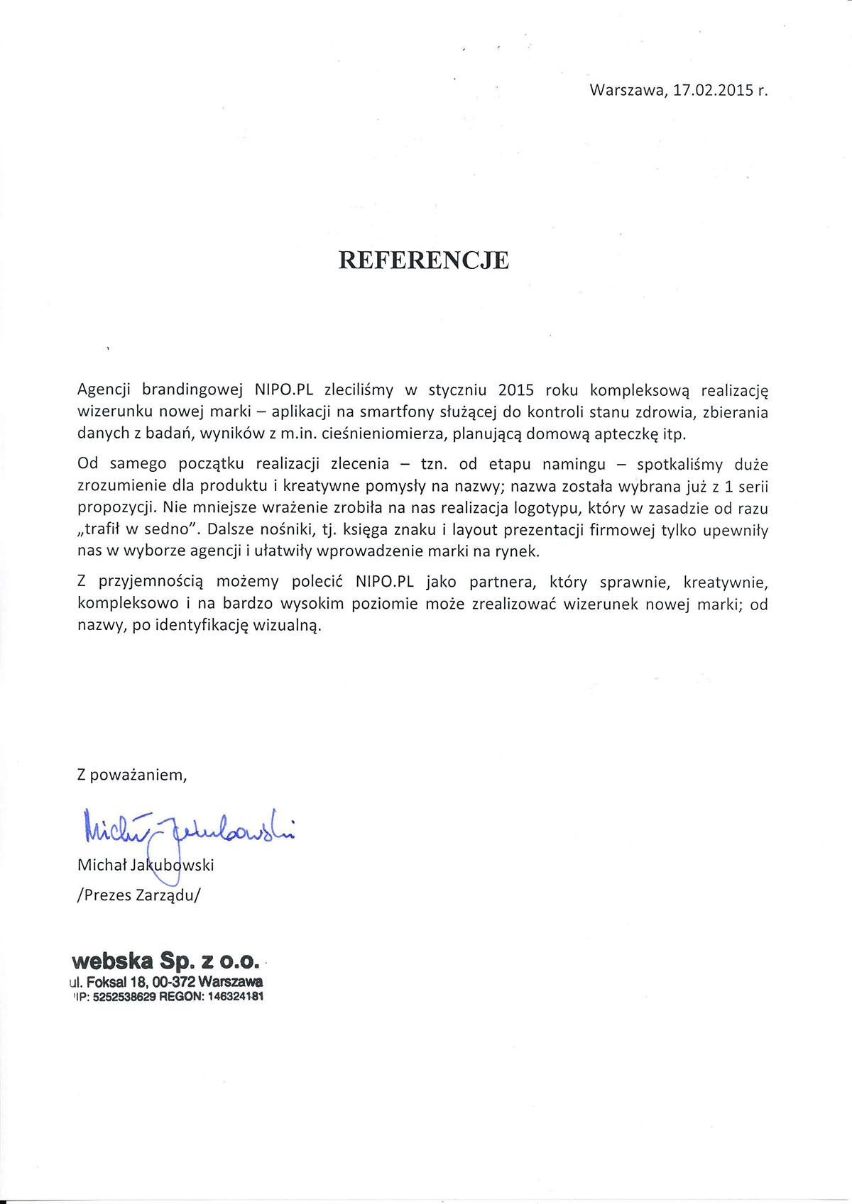 Referencje_webska